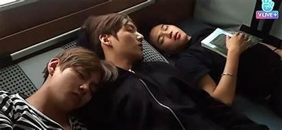 Bts Sleeping Maknae Together Line Namkook Ddlb