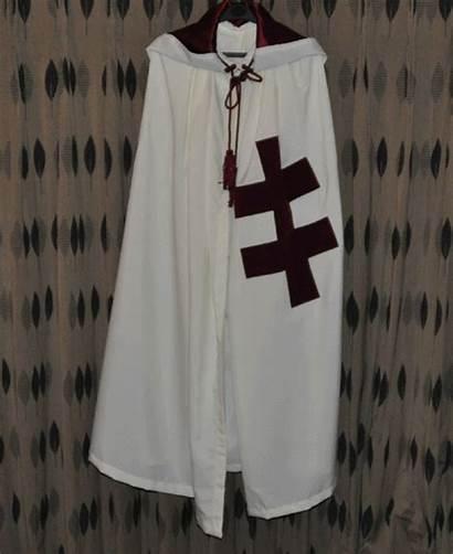 Templar Knights Mantle Preceptors Regalia Replacement Fhd
