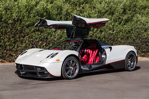 2014 Pagani Huayra In Newport Beach Ca United States For