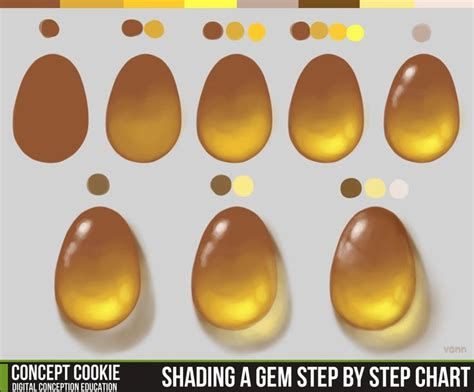 how to paint gold color 424 best lesson images on tutorials drawing techniques and watercolor painting