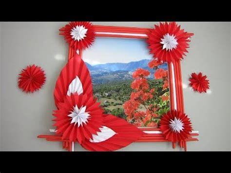 diy easy photo frame tutorial birthday gift idea