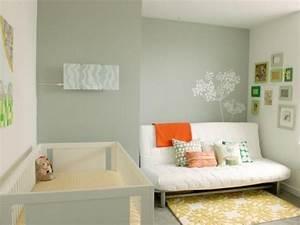 deco chambre bb mixte chambre bebe mixte gris deco With lovely incroyable papier peint couleur taupe 10 dcoration chambre adulte dco chambre adulte design