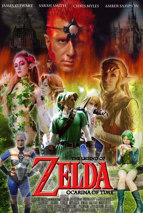 240 results for ocarina of time poster. The Legend of Zelda Ocarina of Time Movie Poster by MistyDawn132 on DeviantArt
