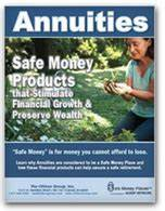 Formulas For Annuities Safe Money Places Your Retirement Financial Resource