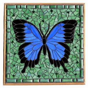 Ulysses Butterfly by Mystic-Mosaics on DeviantArt