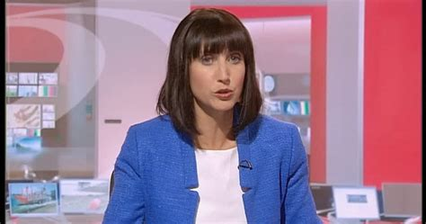 Lucy Owen BBC Wales' Bobbed Beauty ~ Celebrity Hairstyle