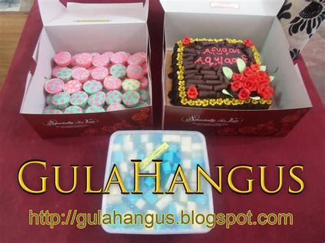 Dah tengok banyak resepi kek buah tapi tak konfiden nak buat? Gula Hangus ( 002177897 - D ): Kek Coklat, Apam Palkadot ...