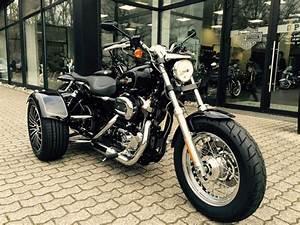 Harley Custom Bike Gebraucht : harley davidson koblenz sportster trike umbau ~ Kayakingforconservation.com Haus und Dekorationen
