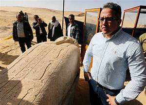 Mysterious ancient sealed jars unearthed in Egyptian tomb ...