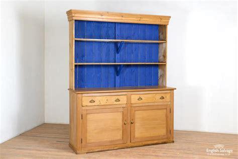 vintage substantial pine dresser