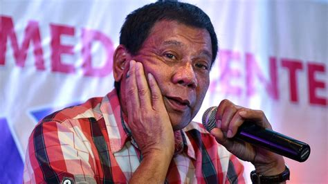 Is rodrigo duterte an effective leader? duterte has the political will and skill to be a great president. Philippine President Rodrigo Duterte compares himself to Hitler