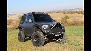 4x4 Suzuki Jimny : suzuki jimny monster 4x4 d nyas youtube ~ Melissatoandfro.com Idées de Décoration