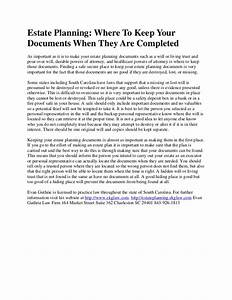 estate planning where to keep your documents when they With florida estate planning documents