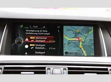 BMW 5er Navigation Professional connect