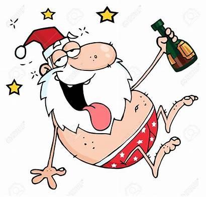 Drunk Santa Clipart Drunken Irishman Christmas Clause