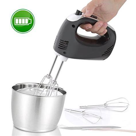 Kitchen Mixer Handheld by Cordless Electric Kitchen Mixer Portable Handheld