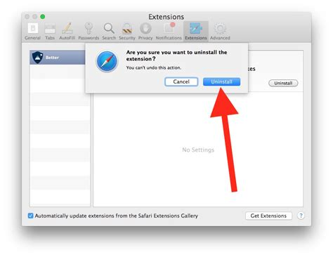how to remove safari from iphone how to remove safari extensions on mac os x daily