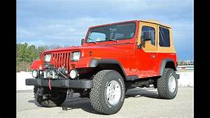 Davis Autosports 1994 Jeep Wrangler Yj For Sale
