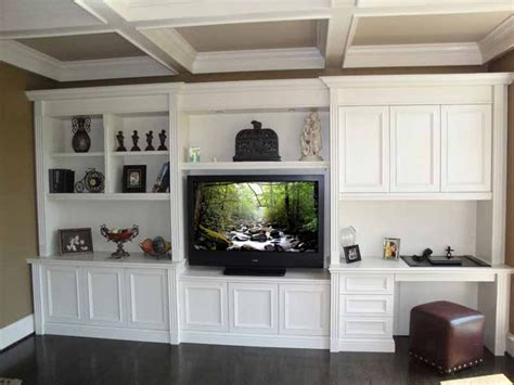 built in wall unit with desk and tv 17 best images about morning room wall unit on pinterest