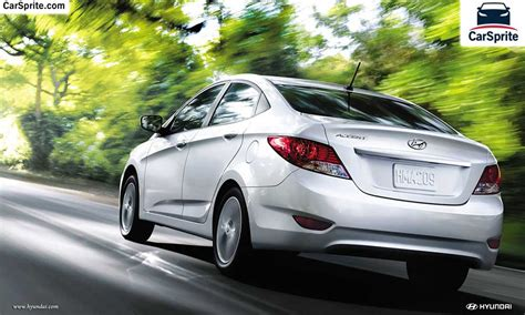 Hyundai Accent 2017 Prices And Specifications In Qatar