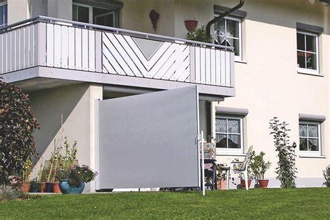 Wind Und Sonnenschutz by Windschutz Und Sichtschutz