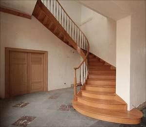 Marche D Escalier En Chene : mev sprl escaliers balanc s tournants classiques ~ Melissatoandfro.com Idées de Décoration