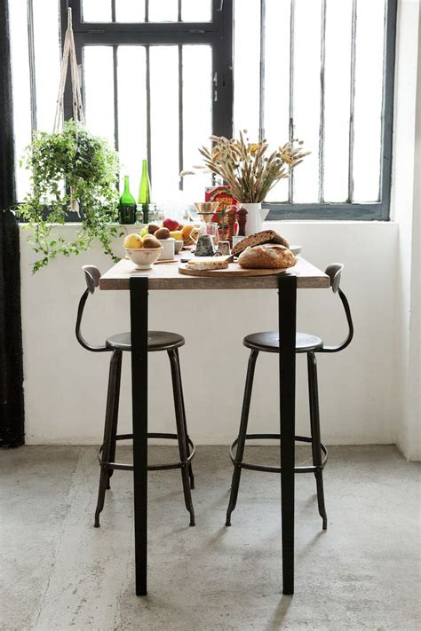 table cuisine murale avec pied table cuisine murale avec pied gallery of table with