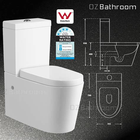 modern design toilet suite   rrp   oz
