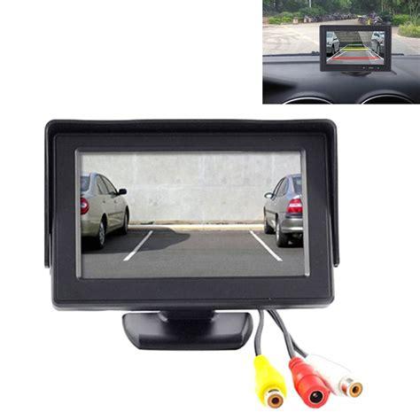 rückfahrkamera mit monitor 10 7 cm 4 quot zoll r 252 ckfahrsystem r 252 ckfahrkamera mit monitor