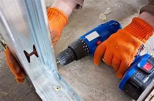 Rigips Unterkonstruktion Dachschräge : rigips unterkonstruktion je nach bauvorhaben das ist ~ Lizthompson.info Haus und Dekorationen