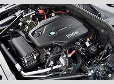 The New B47 Engine and BMW 520d 190 hp and 518d 150 hp