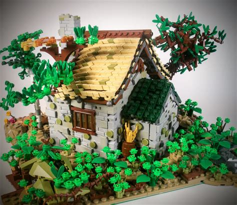lego cottage the world s best photos of cottage and lego flickr hive mind