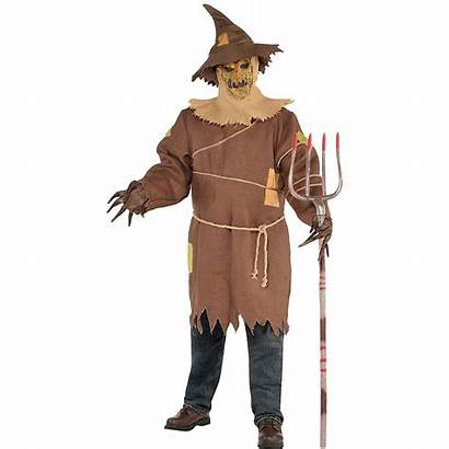 Scarecrow Scary Costume Plus Adult Costumes Party