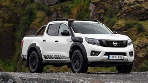 The nissan navara is packed full of features to support your work and play needs. Rugged Nissan Navara AT32 costs almost £43,000