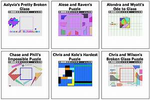 Chapter  Geoboards  Learning With