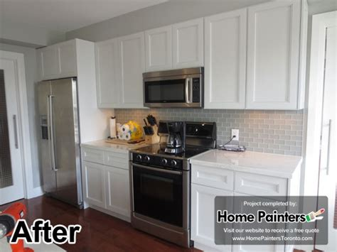 professionally painting kitchen cabinets toronto kitchen cabinets painting staining refinishing 4428