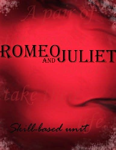 Romeo And Juliet Lesson Plan Family Shields Ela Common Romeo And Juliet Lesson Plans Teaching