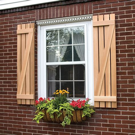 Board And Batten Shutters With Zbar  Exterior Wooden. Drapery Ideas. Painting Brick Fireplace. Garage Door Trim. Tropical Art. Wall Shelves. Dining Table Centerpiece Ideas. 10x14 Area Rugs. Country Style Kitchen
