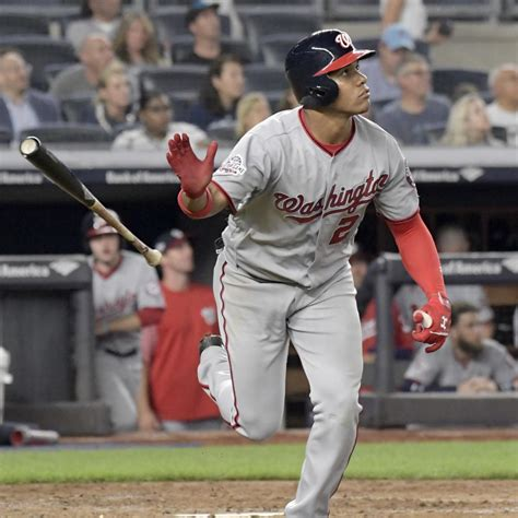 nationals juan soto    day il  suffering