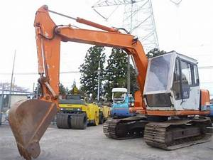 Sell Ex60 Used Hitachi Excavator  Id 8237098  From Auto