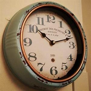 Wanduhr Vintage Groß : die besten 25 retro wanduhr ideen auf pinterest retro uhr wand mit uhr und kunstwerke f rs ~ Whattoseeinmadrid.com Haus und Dekorationen