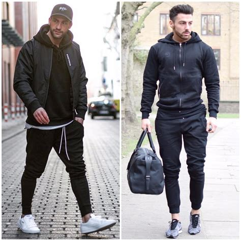 What Wear With Joggers How Men Style