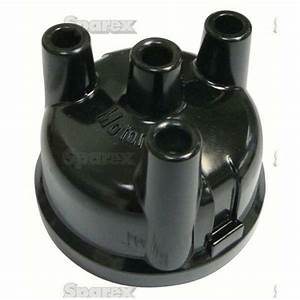 Ford Tractor Distributor Cap 3 Cyl 2000 3000 4000 2600