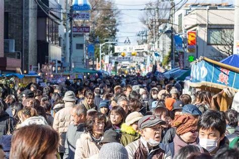 january setagaya boroichi market japanistry
