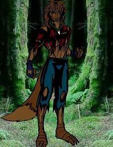 Hero Machine Werewolf Hayate by dibster on DeviantArt
