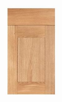 cabinet replacement doors Malham Oak Solid Wood Timber Replacement Kitchen Cabinet ...