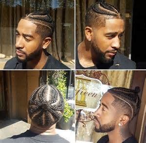 Omarion Debuts New Hairstyle   Bossip