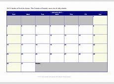 Wincalendar 2016 Word Calendar Htm Calendar Template 2018