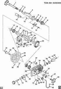 Avalanche 1500 4wd  Front Axle Part