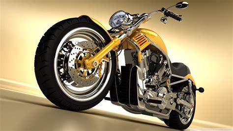 Motorcycle 3d 4k Hd Desktop Wallpaper For 4k Ultra Hd Tv